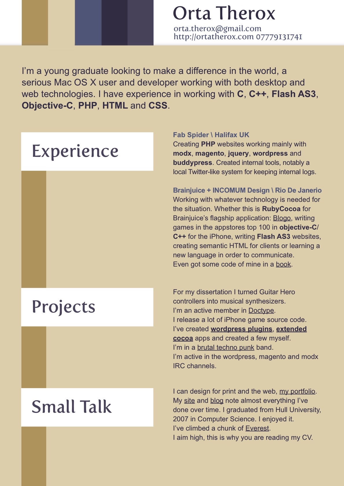 Interviewing, applying and getting your first job in iOS - Artsy ...